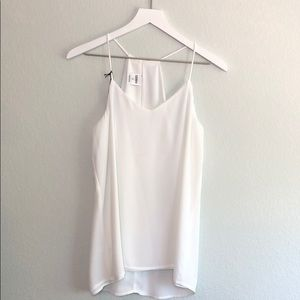 NWT Express Reversible Triangle Tank